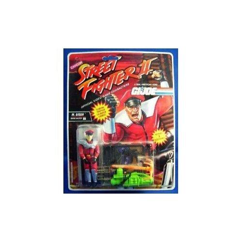 GI Joe Street Fighter II 3.75 inch M Bison - Grand Master Action Figure