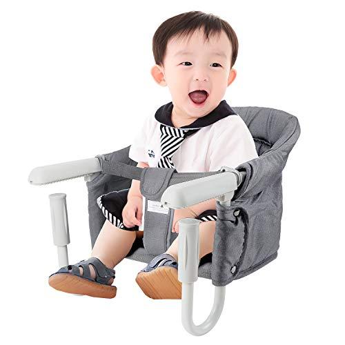 RENNUO ベビーチェア テーブルチェア ベビーテーブルチェア 赤ちゃんチェア 折り畳み携帯ベビーシート 子供...
