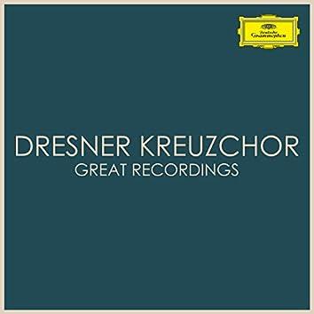 Dresdner Kreuzchor -  Great Recordings