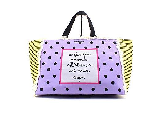 Le Pandorine Borsa Marina Bag SOGNI Lilac
