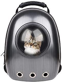 RCruning-EU Mochila Transpirable Cápsula Mascotas, Mochila Carrier, Bolsas de Viaje para Gatos Perros Puppy Small Animals Mascotas
