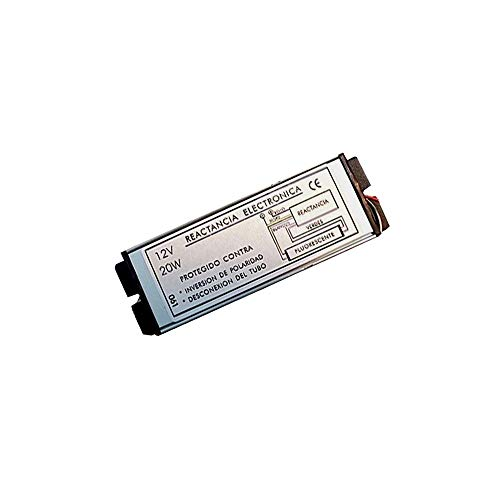 Edm 31705 Reactancia Electronica, 12V, 20W, Blanco