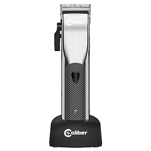 Caliber .50 Cal Mag Professional High Speed Magnetic Motor Cordless Clipper 3rd Generation, 5-6 Hours of Runtime