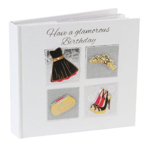 Album Photo Glamour d'anniversaire