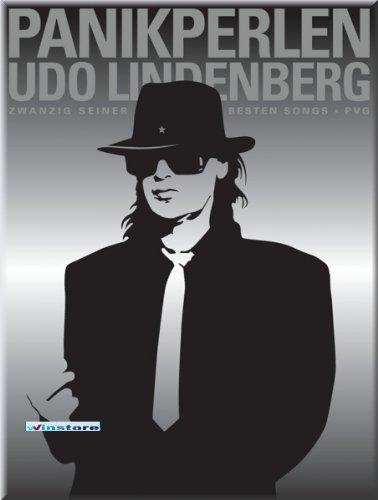 Panikperlen - Udo Lindenberg - 20 seiner besten Songs - Songbook Klavier, Gesang & Gitarre Noten [Musiknoten]