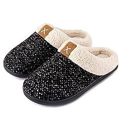 ULTRAIDEAS Women's Cozy Slippers