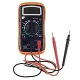 WY-YAN 1 PC Nuevo multímetro digital Probador eléctrico 2000 Pantalla LCD de retroiluminación M830L for el transistor probador de diagnóstico-Herramienta VEJ50T50 Preciso