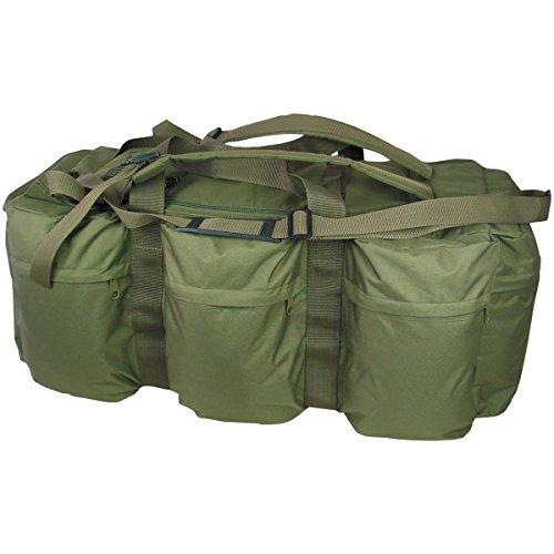 Kombat UK Unisex-Reisetasche Assault, Olive, Einheitsgröße, grün