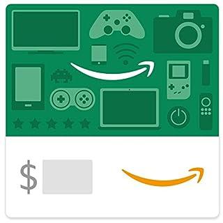 Amazon eGift Card - Game Icons (B01M0L4FTF) | Amazon price tracker / tracking, Amazon price history charts, Amazon price watches, Amazon price drop alerts
