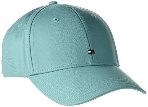 Tommy Hilfiger Herren BB Baseball Cap, Blau (Aqua Haze 409), One Size (Herstellergröße: OS)