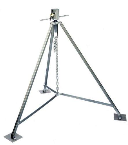 5th Wheel King Pin Stabilizer Jack