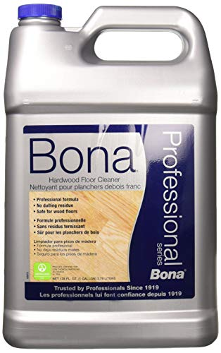 Bona Professional Series Hardwood Floor Cleaner Refill 128 oz, $9, Amazon