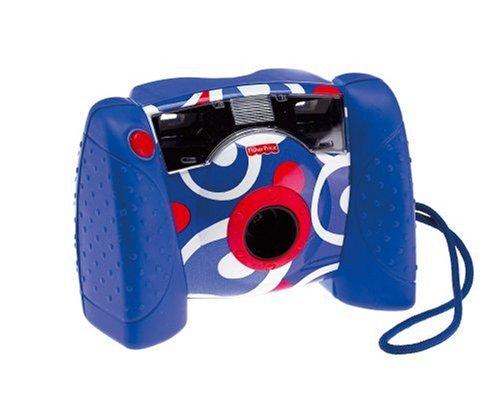 Mattel - Fisher-Price L8341-0 - Digitalkamera (Blau)