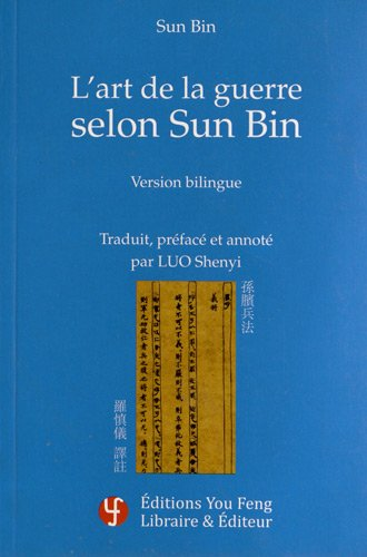 L'art de la guerre selon Sun Bin (bilingue) PDF Books