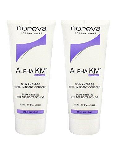 Noreva Alpha KM Body Firming Anti-Ageing Treatment 2 x 200ml
