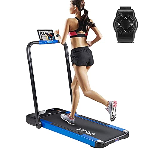Bakaji Pedana Tappeto Tapis Roulant Elettrico Allenamento Cardio Fitness Palestra Velocità Massima...