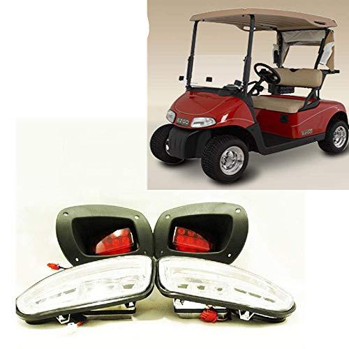 BeAcc EZGO RXV Golf Cart All Led Light Kit | RXV Light Fits on RXV 2008-2015