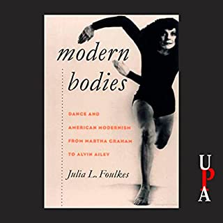 Modern Bodies audiobook cover art