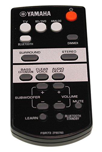 Yamaha ZP80760 / FSR73 Ferbedienung für YAS-105, SRT-700 Soundbar