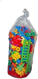 Tupiko TupikoKK260 260 Piece Constructional Blocks Mix, Multi-Color