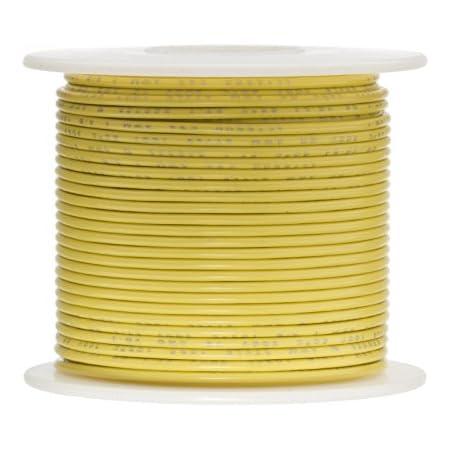 0.0403 Diameter Gray 100 Remington Industries 18UL1007STRGRA UL1007 18 AWG Gauge Stranded Hook-Up Wire 300V 2.25 Length