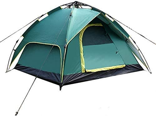 BINGFANG-W Las Vegas Mall Max 60% OFF Dceer Automatic Tent Double 3-4 People Outdoor