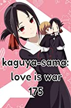 kaguya sama love is war: live action season 2 vol. 17size 6*9 110 pages Character Lined noteBook wiki gomunime