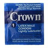 Crown Condoms 500 Pack