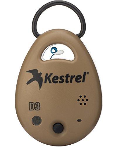 Kestrel Drop D3Wireless Temperatur, Luftfeuchtigkeit und Druck Datenlogger Einheitsgröße hautfarben