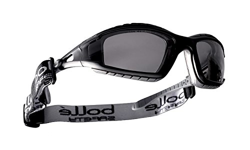Gafas de sol gafas Bollé tracker II - gris ahumadas
