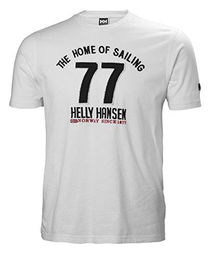 Helly Hansen HH Norse T-Shirt pour Homme M 001 Blanc.