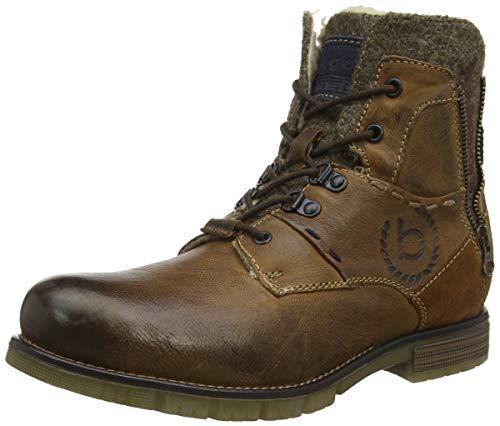 bugatti Herren 321616513259 Klassische Stiefel, Braun, 42 EU