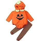BriskyM Conjuntos de calabaza de Halloween para...