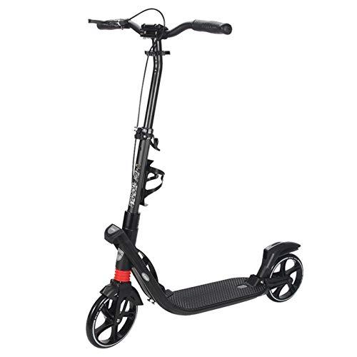 HYE-SPORT Stunt Scooter para niños - Patinete Estilo Libre con Plataforma Extra Ancha - Abrazadera Triple con Plataforma Liviana - ABEC 7 rodamientos | Edad 8+