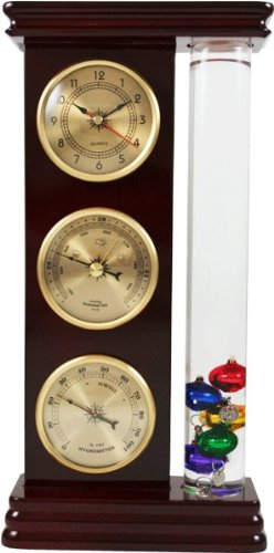 Ambient Weather WS-YG710S-G Galileo Weather Station with Thermometer