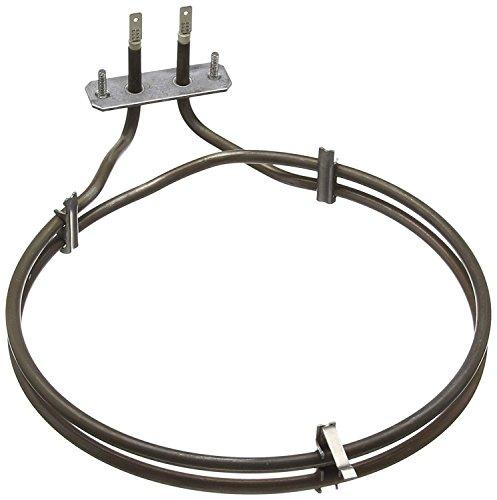 FindAspare Rundes Backofen-Element 2500 W 2 Drehungen Hygena Alaska Brinkmann