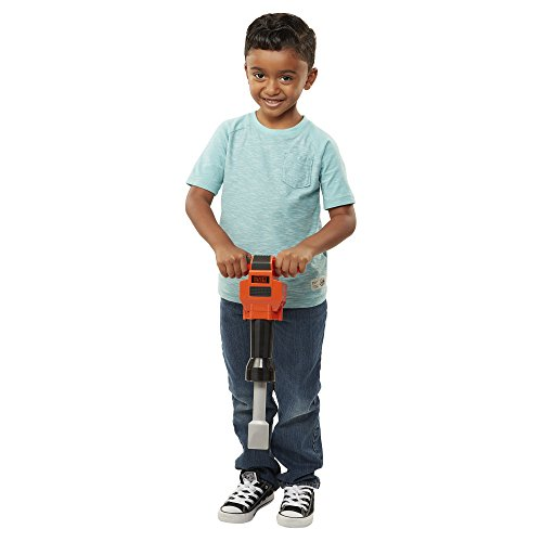 toy snow blower black and decker - 7