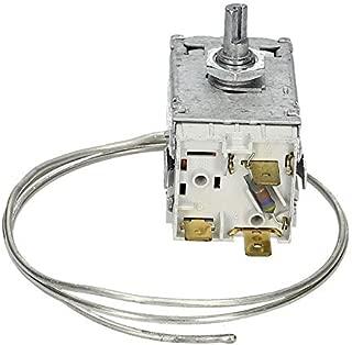 Original Teilenummer 481927128788 Bauknecht Bauknecht Ignis Whirlpool K/ühlung K/ühlschrank Thermostat