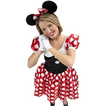 Rubbies - Disfraz de Minnie Mouse para mujer, talla L (R888584-L ...
