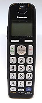 Panasonic KX-TGEA20 B DECT 6.0 Black Cordless Phone Handset Only
