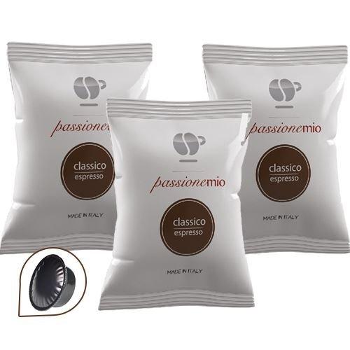 200 CIALDE CAPSULE LOLLO CAFFE' COMPATIBILI LAVAZZA A MODO MIO CLASSICO ESPRESSO