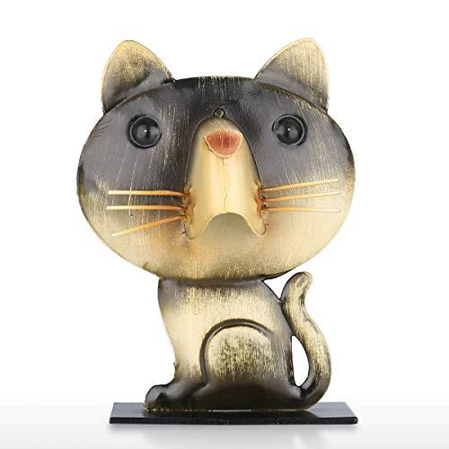 Extaum Soporte de exhibición de anteojos, Estante para Gafas con Forma de Gato Gafas Soporte para Gafas Soporte para exhibición de Gafas con Forma de Animal