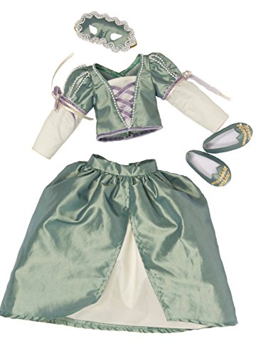 A girl for all time- Matilda's Robe de Bal, MAT302, Multicolore