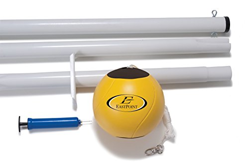 EastPoint Sports Platinum 9FT Tetherball Set (1-1-21220-AA001D)