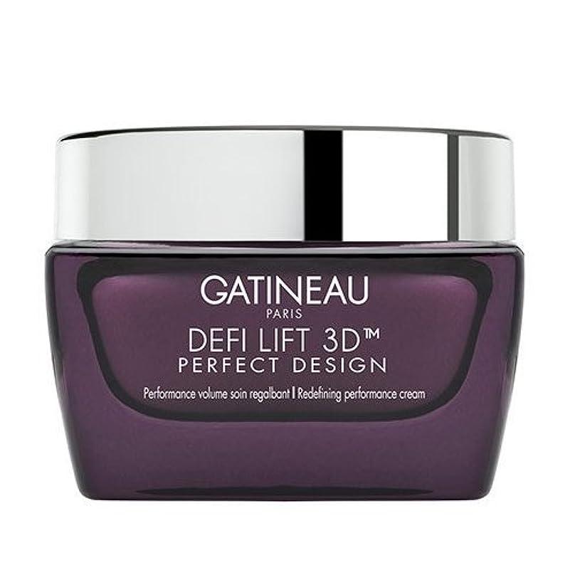 通り実行精神ガティノ Defi Lift 3D Perfect Design Redefining Performance Cream 50ml/1.6oz並行輸入品