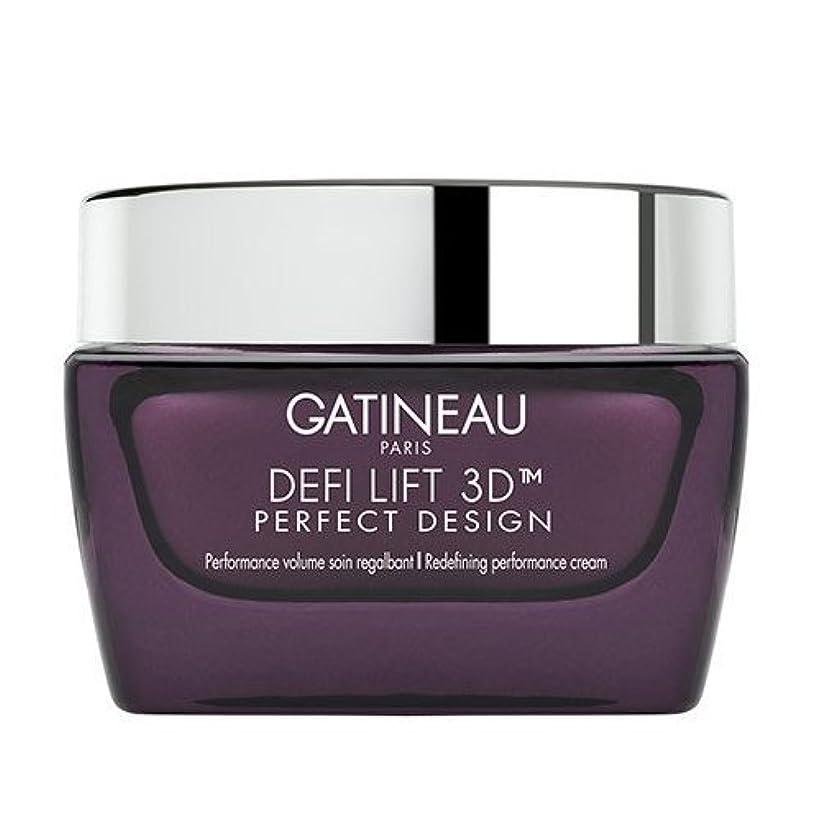 肌寒い具体的に八ガティノ Defi Lift 3D Perfect Design Redefining Performance Cream 50ml/1.6oz並行輸入品