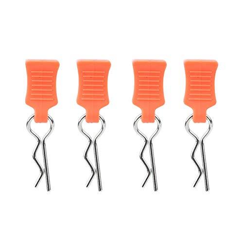 T best Clips de Cuerpo RC Pasadores R elásticos doblados, 1