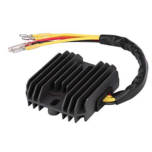 KIMISS Motorrad Spannungsregler Gleichrichter 12V Spannung Stabilisator Gleichrichter Regler Spannungsregler GS850G GS850GL GS850GN GS1000 GSX1100