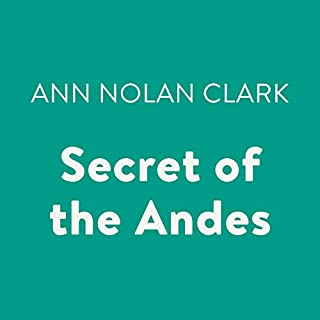 Secret of the Andes audiobook cover art