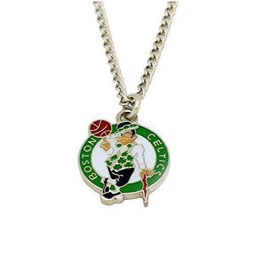 NBA Boston Celtics Team Logo Necklace